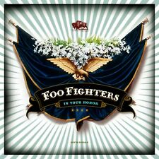 Foo Fighters In Your Honor Banner Huge 4X4 Ft Fabric Poster Tapestry Flag art