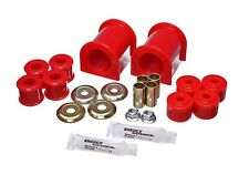 Energy Suspension 40.5022R Sway Bar Bushing Set Fits 89-11 F53 Motorhome