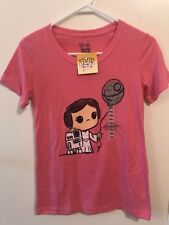 SALE! Star Wars Leia & R2-D2 t-shirt, X-Small (NEW) from Funko HQ Grand Opening
