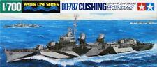 Tamiya 1:700 Fletcher Class DD-797 Destroyer Model Kit 31907