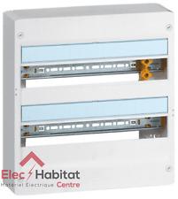 Tableau électrique 2 rangées 36 modules Legrand 401222