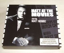 MATT MONRO Matt At The Movies 3CD 2007 EMI