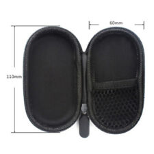 Black Hard Case Storage Bag Box For  TF Card Earphone Headphone Earbuds  ^G