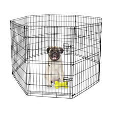 """Vibrant Life Indoor & Outdoor Pet Exercise Play Pen, 30""""H"""
