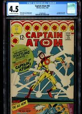 Captain Atom #83 CGC 4.5, 1st Appearance of Blue Beetle (Ted Kord)!!  Very Rare