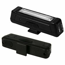 XCSOURCE 100LM COB LED USB Rechargeable Bicycle Bike Front Light