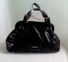 Ladies Calvin Klein Leather Hand / Shoulder Bag - W 40 cm, H 22 cm