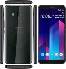 """HTC U11+ 64GB 4GB RAM, 128GB 6GB RAM Dual SIM Black 6"""" Octa-core CPU Smartphone"""