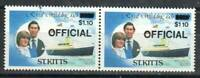 Saint Kitts Stamp - Overprints Stamp - NH