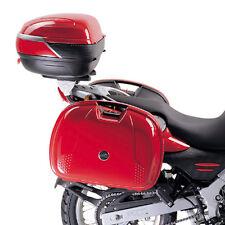 Givi Motorradkoffer Hinten Bauletto + Platte Monokey BMW F 650 GS 2000-2003