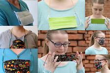 Alltagsmaskenkette, Maskenkette, Halskette, Gesichtsmasken,