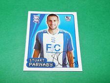N°89 S. PARNABY BIRMINGHAM CITY MERLIN PREMIER LEAGUE FOOTBALL 2007-2008 PANINI