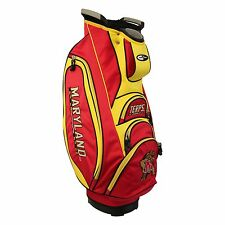 BRAND NEW Team Golf NCAA Maryland Terrapins Victory Cart Bag 26073