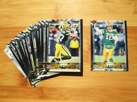 2015 Topps Green Bay Packers TEAM SET (49) Cards