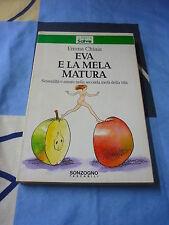 Eva e la mela matura Emma Chiaia