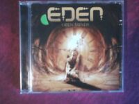 EDEN - OPEN MINDS (2007). CD.