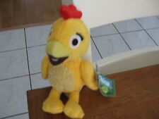 """sprout yellow bird plush 7"""" chica cute"""