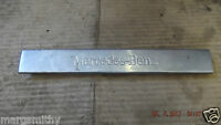 MERCEDES ML W163 - DOOR SILL KICK PLATE - 1636861620