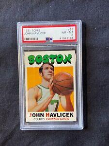 1971 Topps PSA 8 #35 John Havlicek