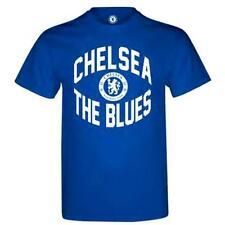 T-shirts et hauts bleu avec des motifs Graphique manches courtes pour garçon de 2 à 16 ans