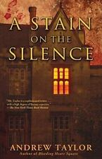 A Stain on the Silence by Andrew Taylor (2008, Hardcover)