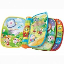 VTech Baby Infant Toy Musical Rhymes Book (80-166703)
