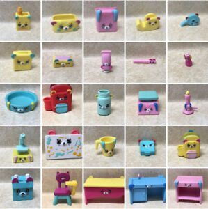 Shopkins Happy Places Happyville High School Playset Figures U choose