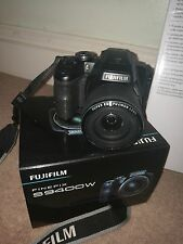 Fujifilm FinePix S Series S9400 Digital Camera - great condition + free gifts