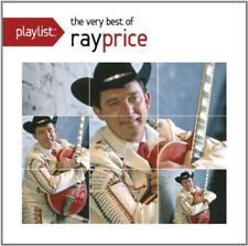 Price, Ray-Playlist: The Very Best Of Ray Price CD NEW