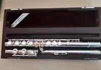 Flauto Miyazawa MS 70 flute traversiere querflöte flauta silver lip traverso