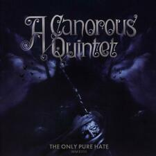 A CANOROUS QUINTET - THE ONLY PURE HATE-MMXVIII-   CD NEU