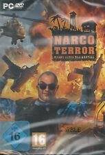 PC DVD-ROM + Narco Terror + Kampf gegen das Kartell + Action + ab 16 J. + Win 8