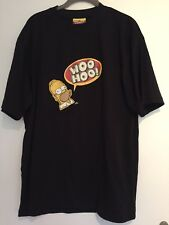 The Simpsons T-Shirt By Debenhams For Men Size M. New Without Tags