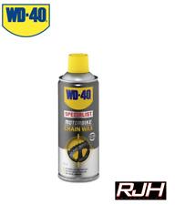 WD40 Specialist Motorbike Motorcycle Chain Wax 400ml WD-40 Aprilia