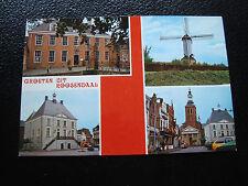 PAYS-BAS - carte postale groeten/roosendaal (cy33) netherland
