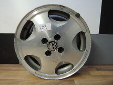 1x ALUFELGE + VW Corrado Golf II 2 + 6x15 ET35 + 4x100 + Orginal + 191601025Q