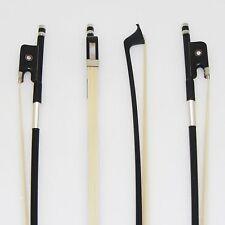 Single (1pc) New Carbon Fiber Cello Bow 1/2 (Clean Matte Surface)
