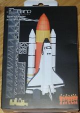 Nano Paper Space Shuttle Model New In Box, Never Opened