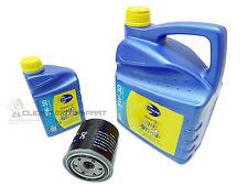TOYOTA AVENSIS 2.0 DIESEL D4D 03-06  ENGINE OIL 6LT + FILTER SERVICE KIT PARTS