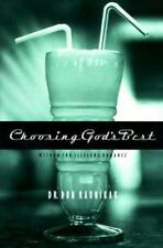 Choosing God's Best SINGLES HOW TO FIND A GODLY MATE hc 1998