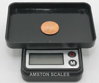 US Balance Digital Pocket Weigh Scale 1000 g x 0.1 G Once Troy Dwt US-1000