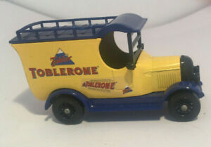 Lledo Toblerone Bull Nose Morris Diecast Van