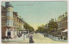 Lincolnshire Tarjeta Postal - Lumley carretera, Skegness - P / U 1914