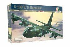 C-130 E/H HERCULES (RAF, AUSTRALIAN, CANDIAN, ITLIAN MKGS) #0015 1/72 ITALERI