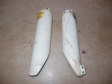 01 2001 Cannondale MX400 MX 400 set of 2 fork guards protectors