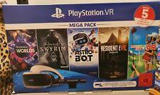 Sony Playstation VR Brille V2 inkl. Spiel und Ständer
