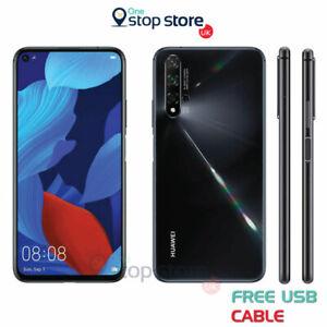 Huawei Nova 5T Black - 128GB/6GB 48MP Smart Phone - Dual Sim - Unlocked