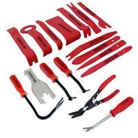 VOCHE® 17 PIECE CAR UPHOLSTERY CLIP DOOR PANEL & TRIM REMOVAL TOOL KIT