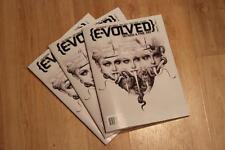 {E-VOLVED} EVOLVED #4 LOWBROW FINE ART MAGAZINE DAN QUINTANA MIKE GIANT