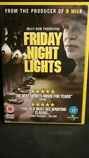 Friday Night Lights -  DVD (2005) Billy Bob Thornton, Lucas Black, Derek Luke